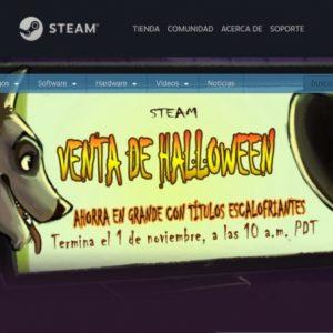 Ofertas Halloween Steam