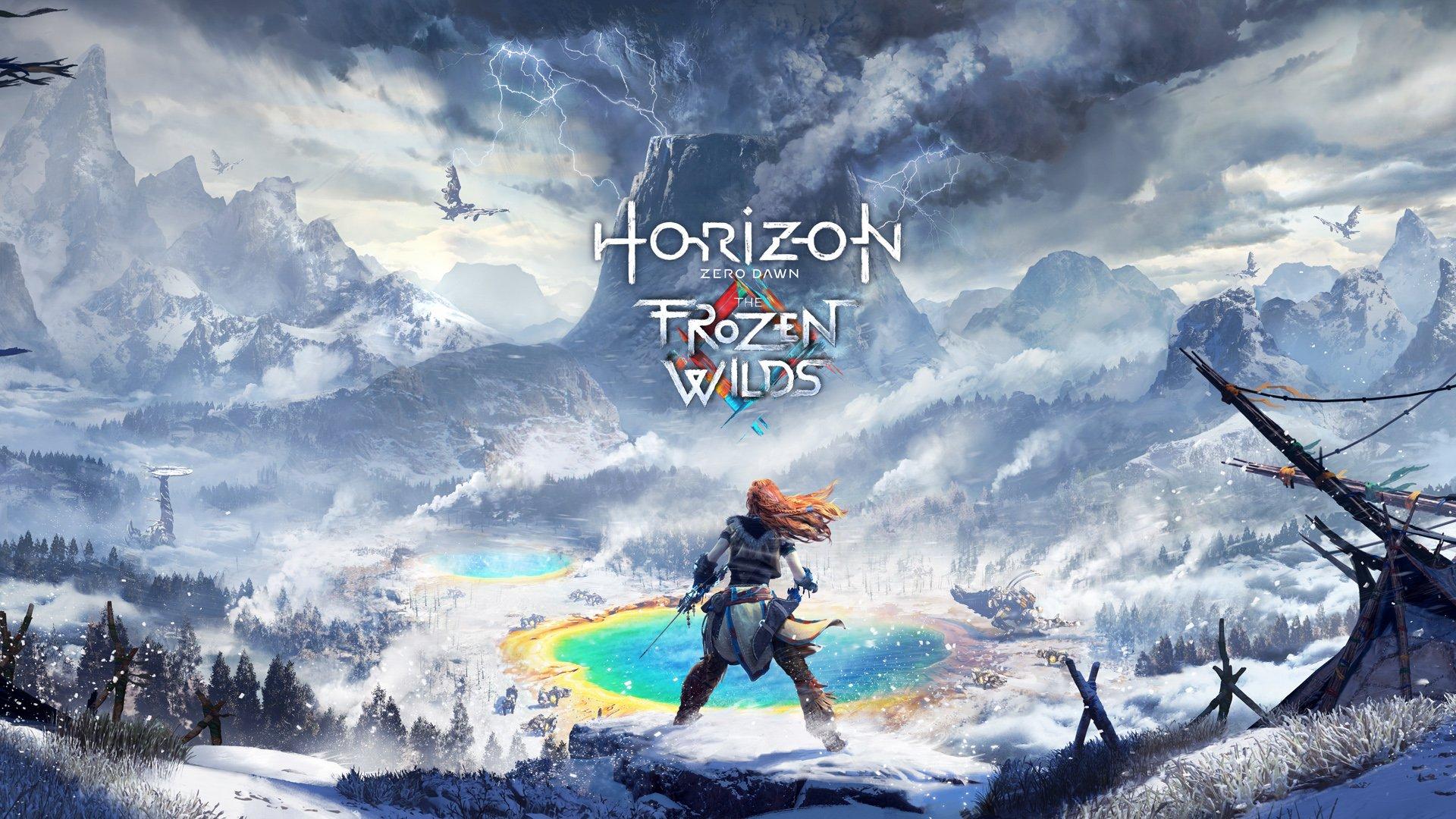 Horizon Zero Dawn The Frozen Wilds-Review-GamersRD