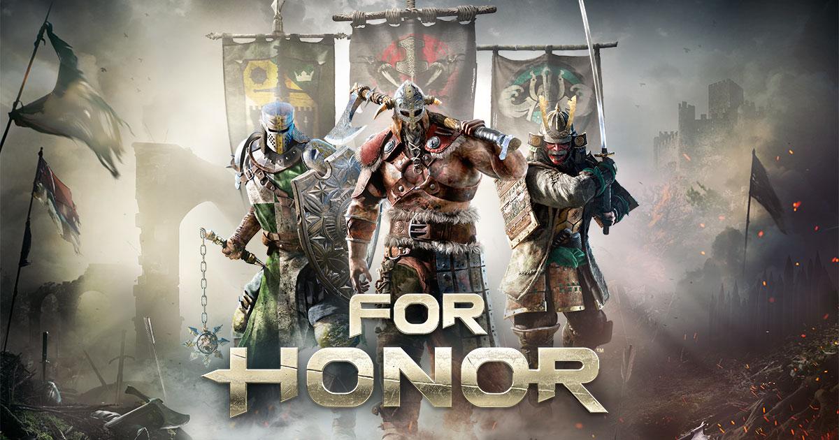 For Honor, heroe, ubisoft