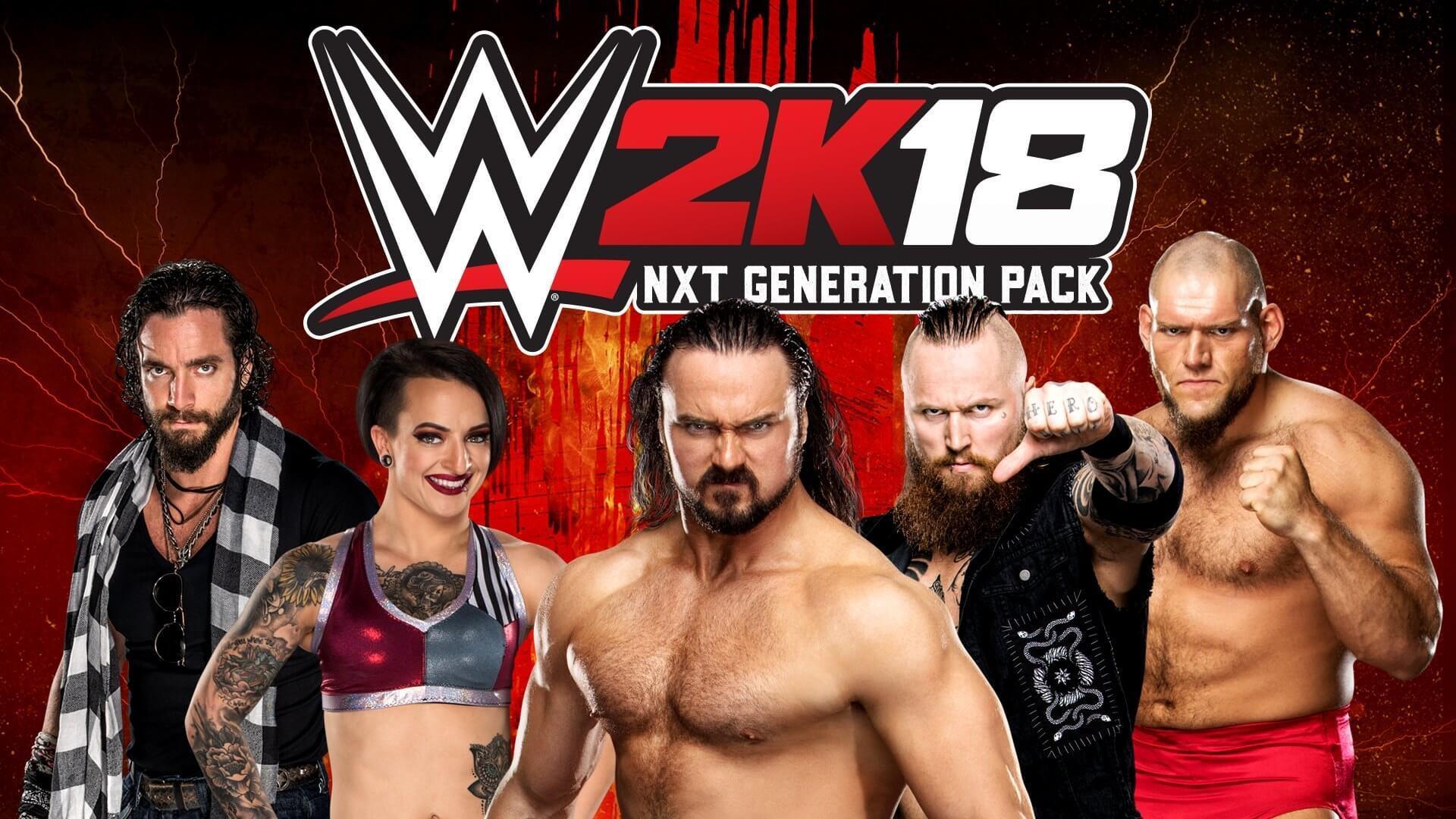 WWE 2K18 NXT Generation-gAMERSrd