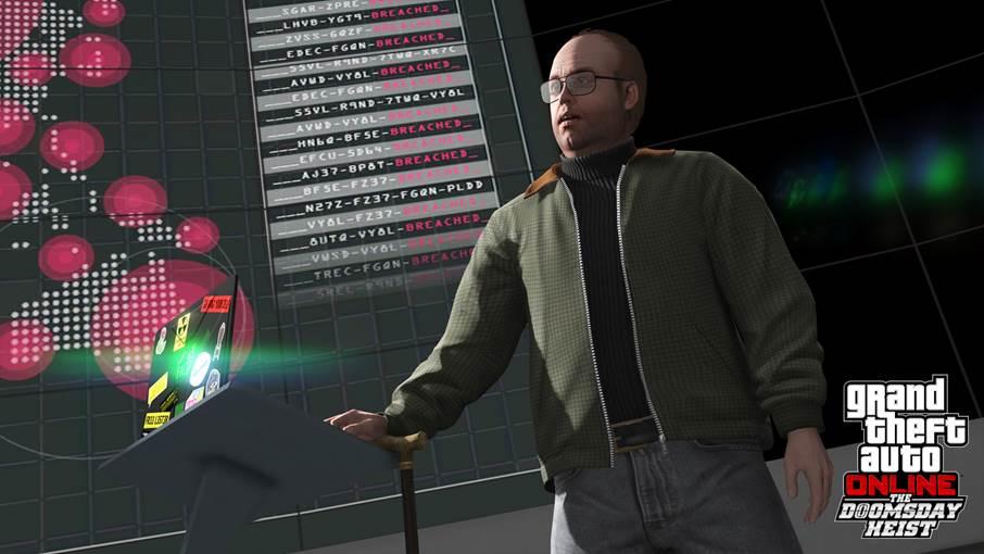 GTA Onlline-Golpe del fin del mundo-1-GamersRd