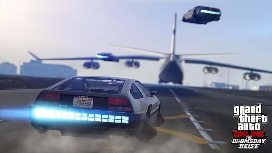 GTA Onlline-Golpe del fin del mundo-2-GamersRd