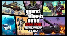 Golpe del fin del mundo -GTA Online-GamersRD