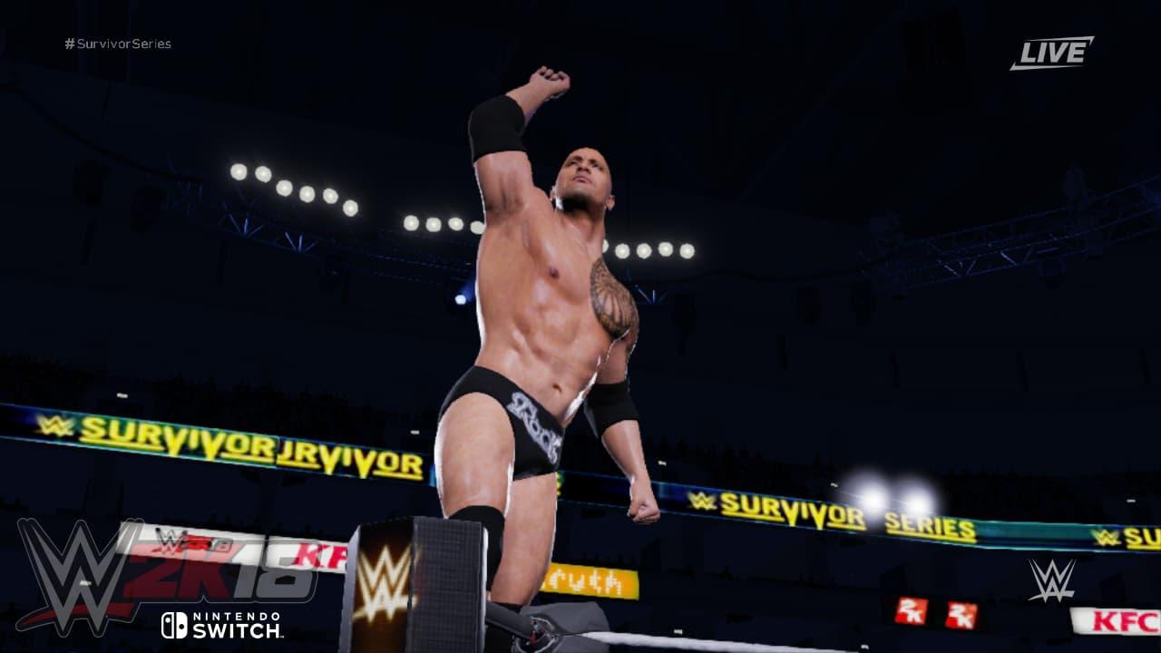 WWE 2K18 - Nintendo Switch -GamersRD
