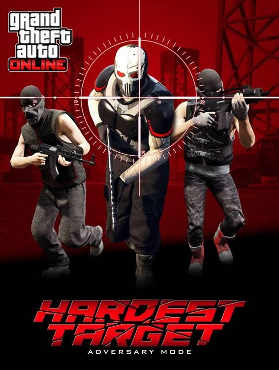 GTA Online--GamersRD
