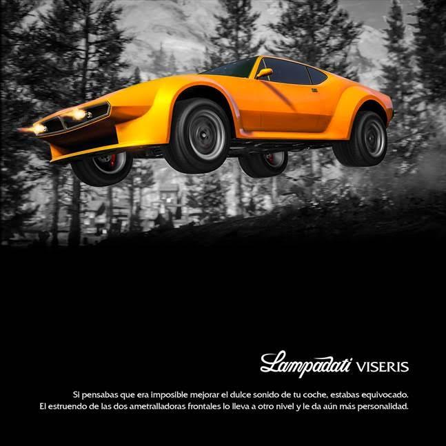 GTA Online- Lampadati Viseris -gAMERSrd