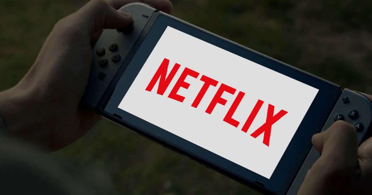 Netflix en Switch GamersRD