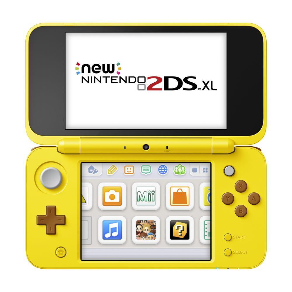 Pikachu 2DS XL-1-GamersRD