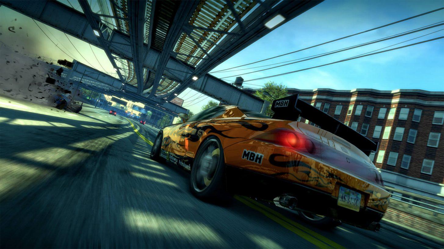 Burnout Paradise Remastered-EA-GamersRD