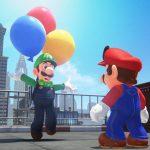 Super Mario Odyssey tendrá el Luigi's Balloon World Mode en su nuevo update