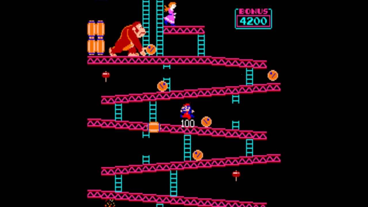 Donkey Kong snes GamersRD