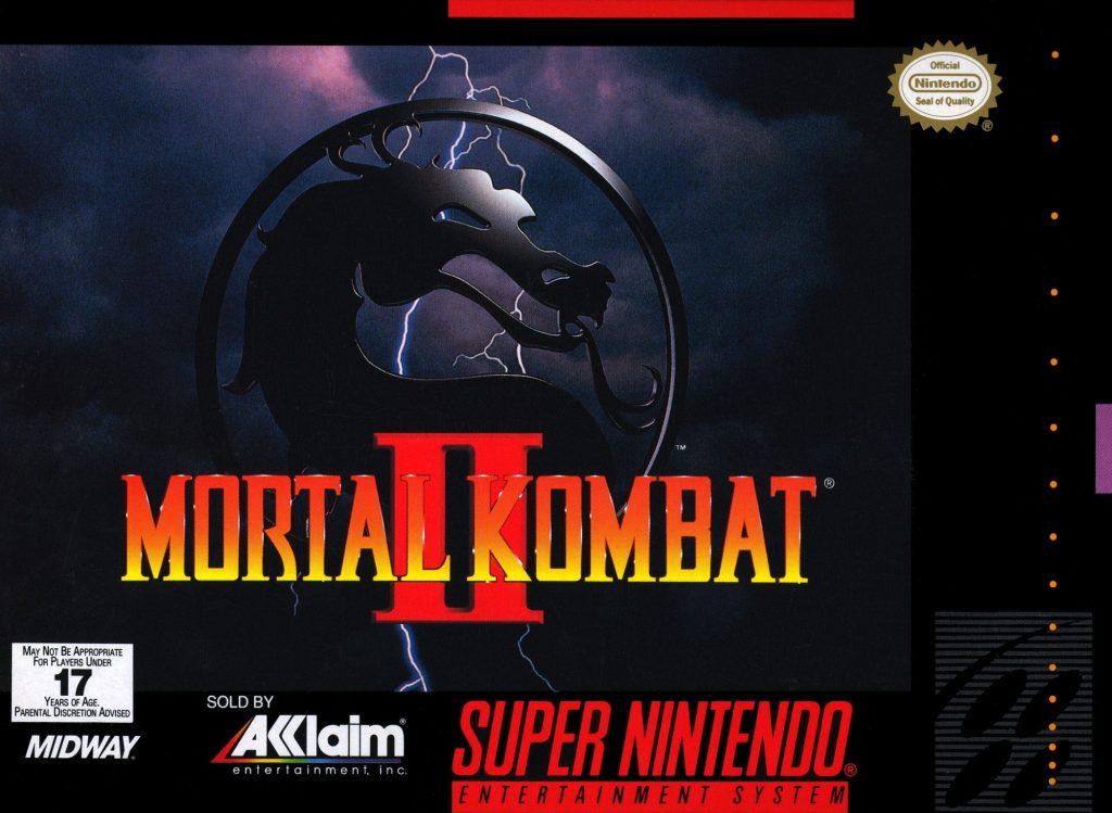 Mortal Kombat II-Super Nintendo GamersRD
