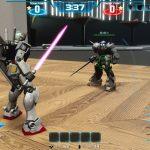 Mira este nuevo gameplay de New Gundam Breaker