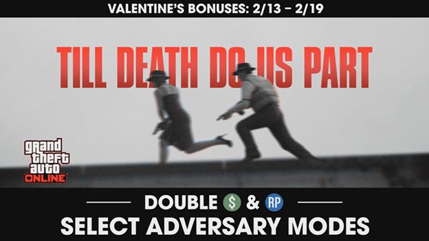 San Valentín en GTA Online-GamersRD