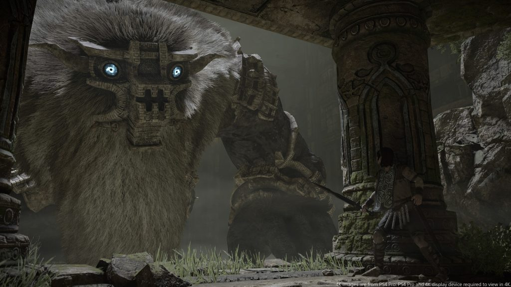 Shadow of the Colossus -Review-GamersRd