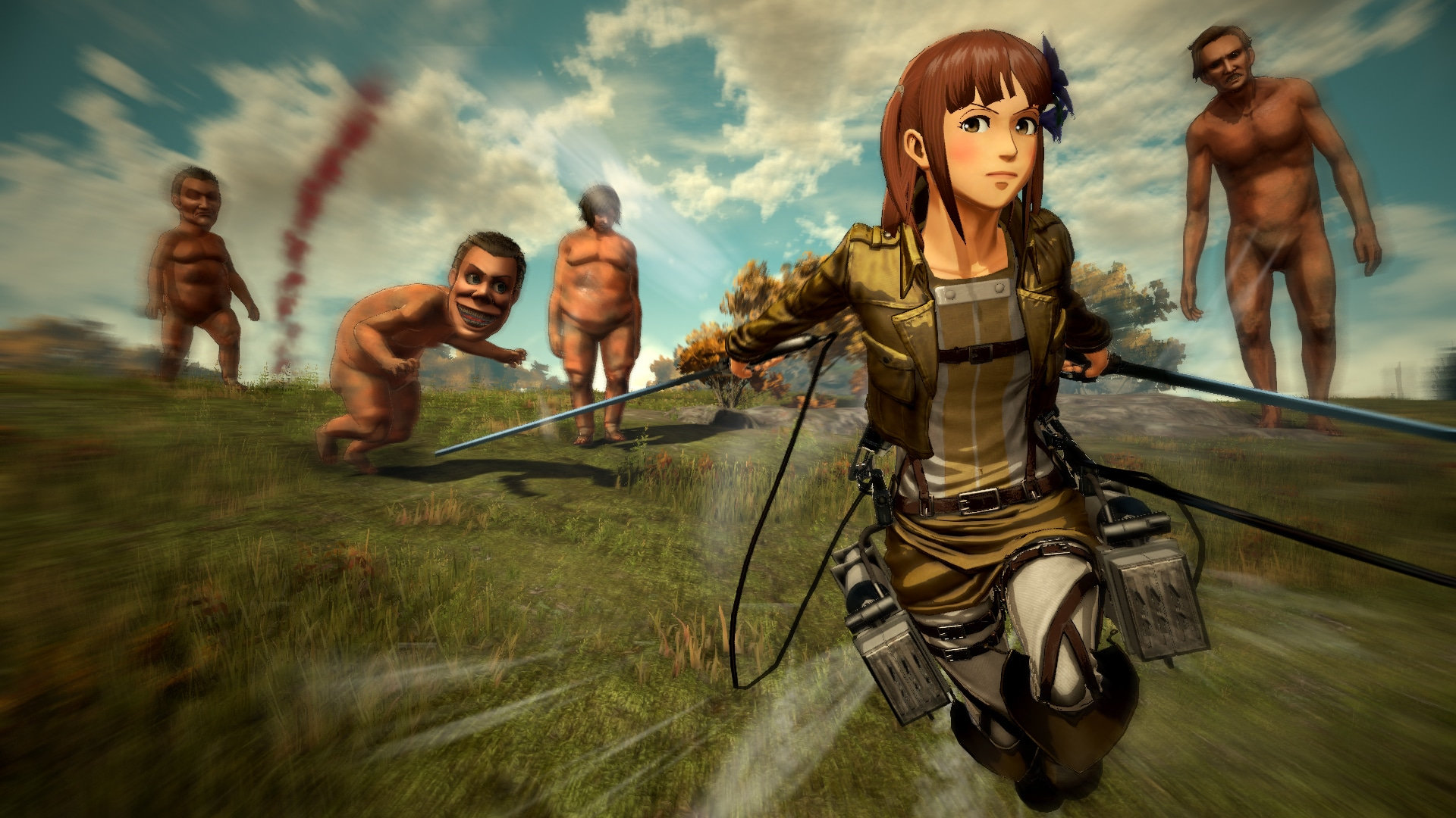 Attack on Titan 2 Review- 4-GamersRD