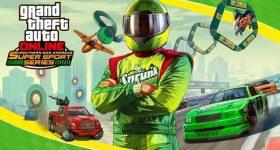 GTA Online -Súper Serie del Sur de San Andreas-GamersRd