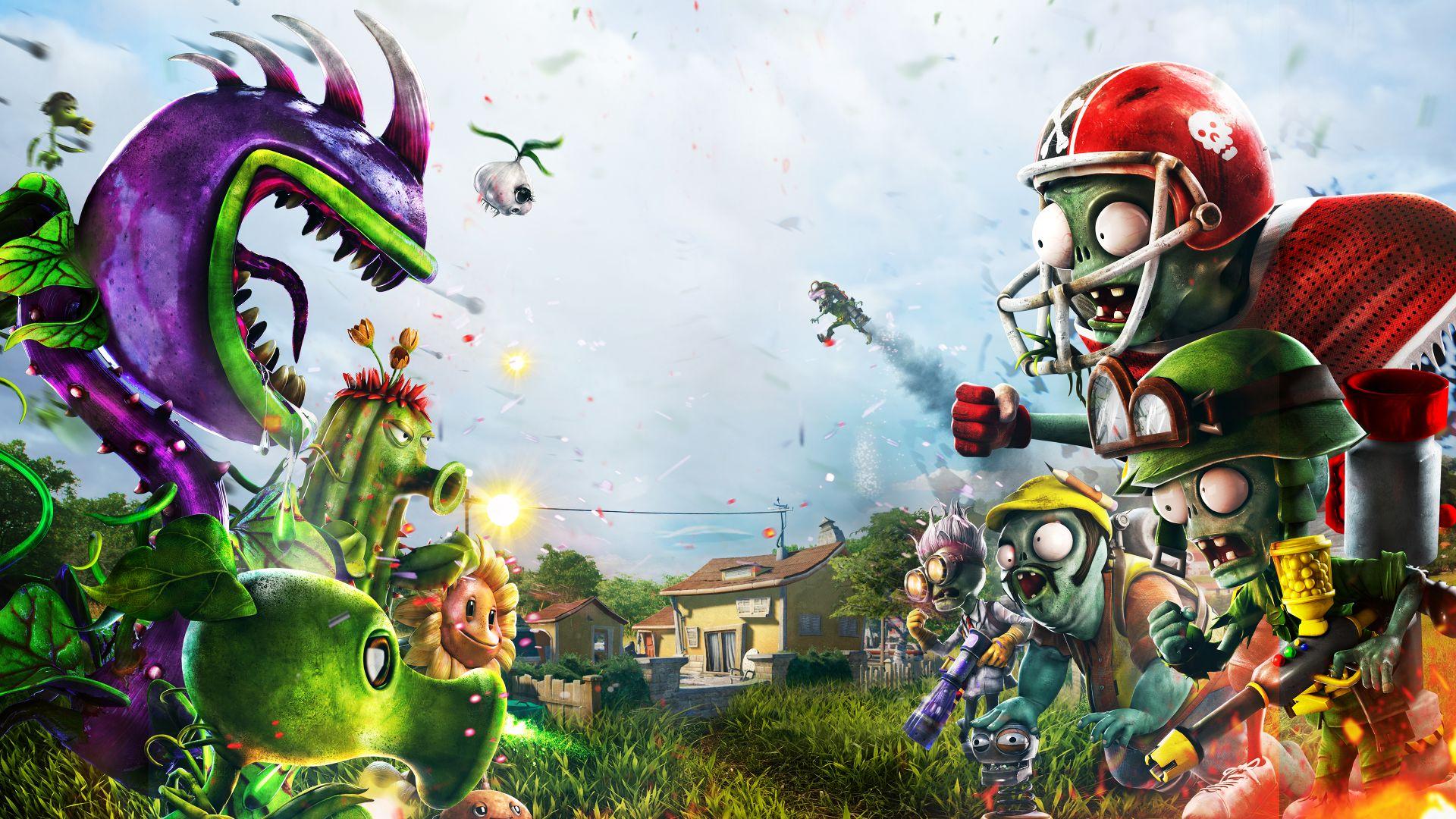 Plants vs. Zombies: garden warfare GamersRD