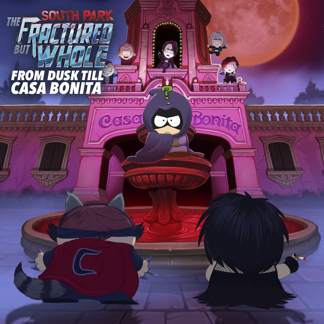 South Park Retaguardia en Peligro estrena el DLC Del Crepúsculo hasta Casa Bonita-GamersRD