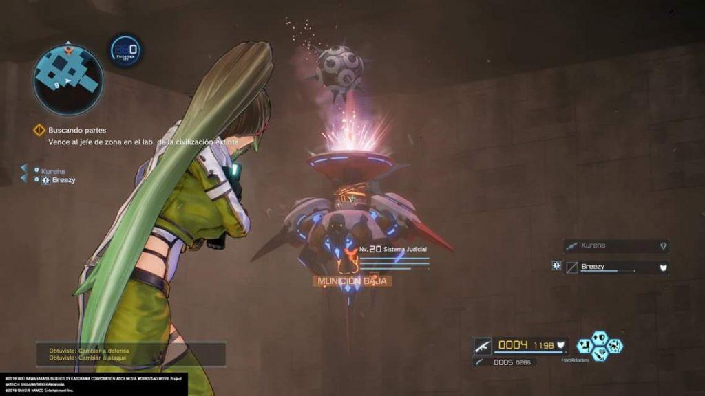 Sword Art Online Fatal Bullet - 2-Review-GamersRD