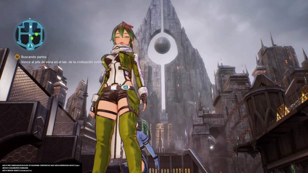 Sword Art Online Fatal Bullet - 3-Review-GamersRD