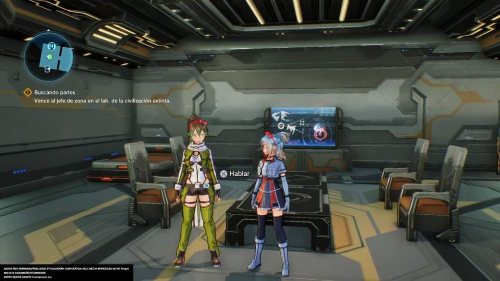 Sword Art Online Fatal Bullet - 4-Review-GamersRD