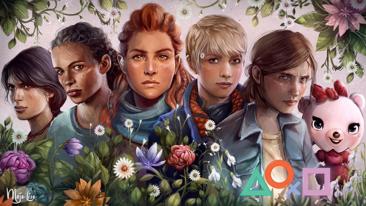 Tema gratis celebrando el Día Internacional de la Mujer en PS4