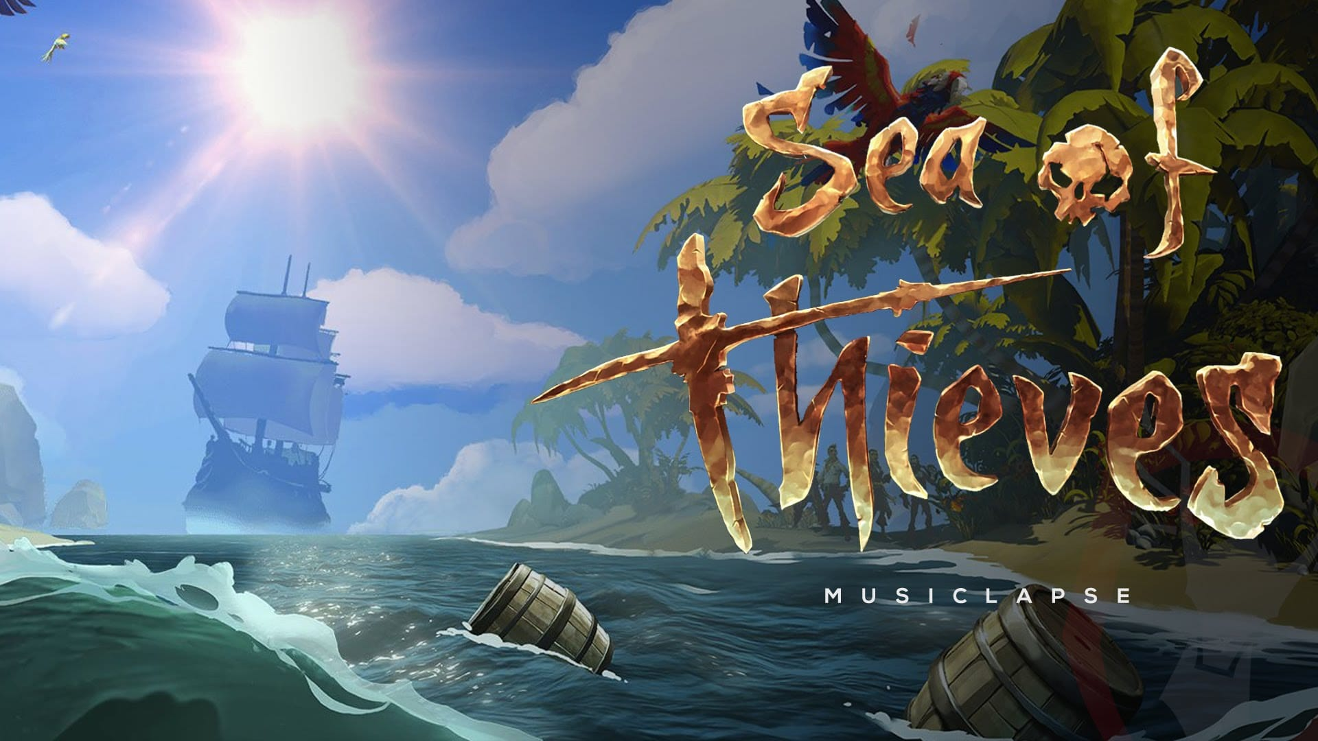 La cuarta temporada de Sea of Thieves trae santuarios de sirenas, tesoros, cosméticos y más, GamersRD