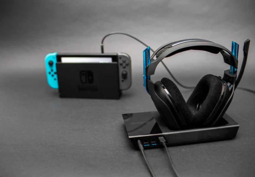 Astro Est 225 Haciendo Unos Headset Para Nintendo Switch