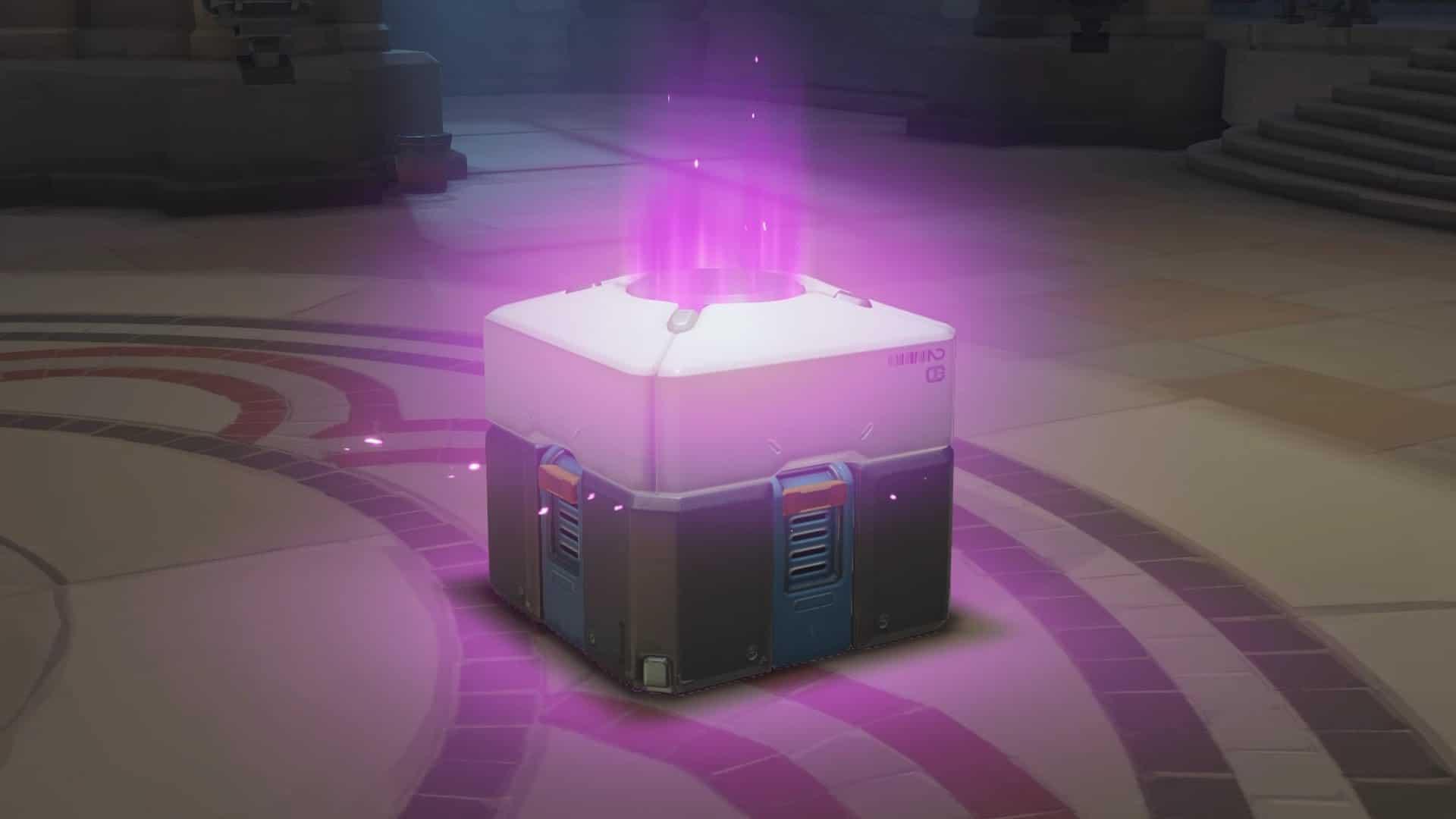 Loot Box-GamersRD