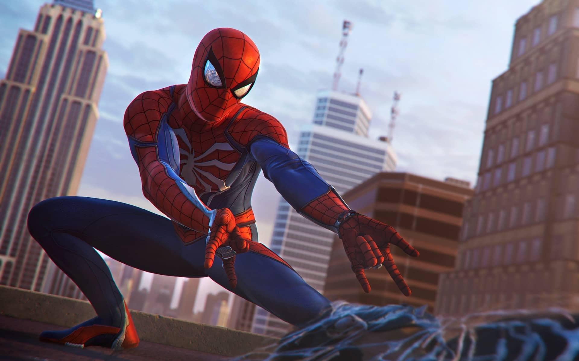Se muestra a Shocker, Kingpin y Norman Osborn en Spider-Man GamersRD