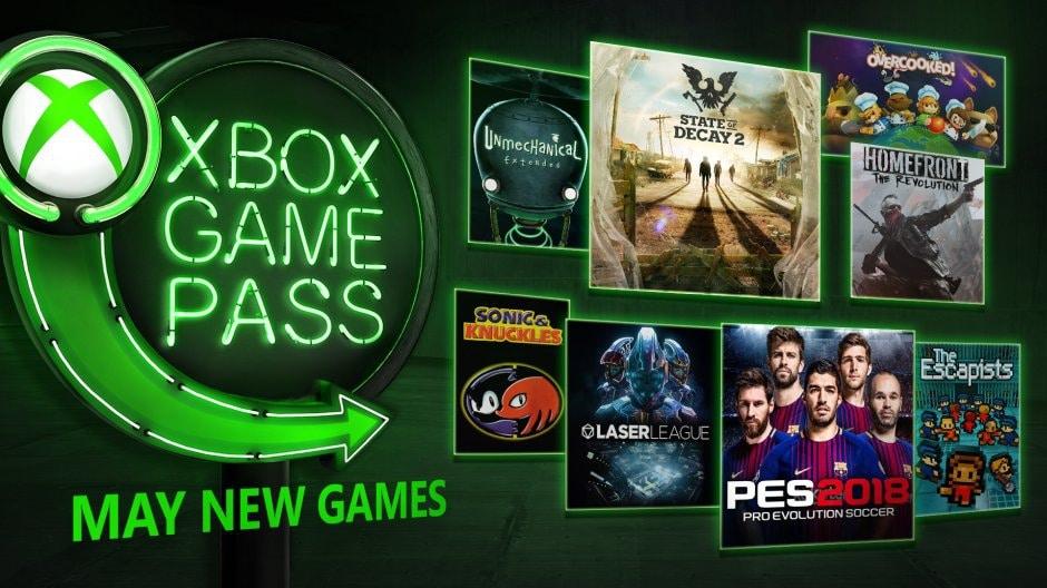 Xbox Game Pass -May-Mayo-GamersRd