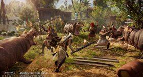panel de control Animus en Assassin's Creed Origins-GamersRD