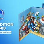 Capcom relanza Mega Man 2 y Mega Man X en cartuchos
