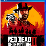 Así es la portada oficial de Red Dead Redemption 2 en Xbox One y PS4