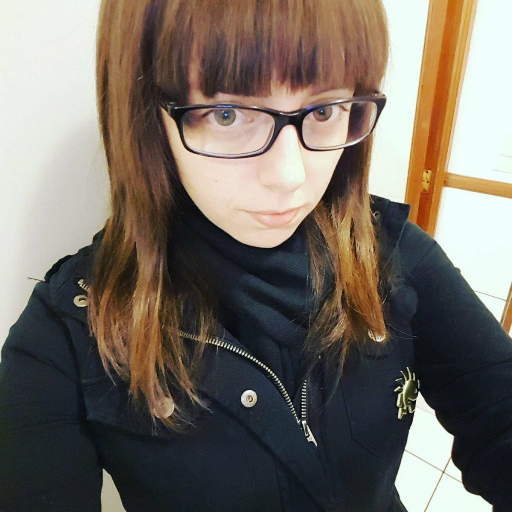 "Carla ""Souji"" Relloso-GamersRD"