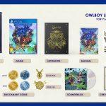 Así es Owlboy: Limited Edition parar PS4 y Switch