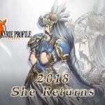 alkyrie Profile: Lenneth se lanzará para occidente en iOS y Android