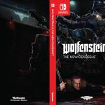 Wolfenstein II: The New Colossus para Switch tendrá un artes alternativos para su portada oficial