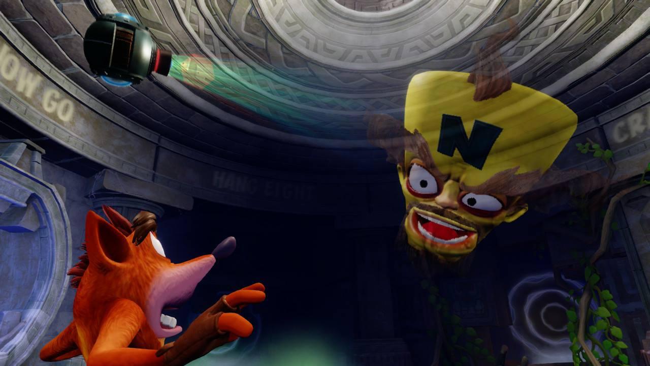 Crash Bandicoot N. Sane Trilogy-Review-Nintendo Switch-3-GamersRD