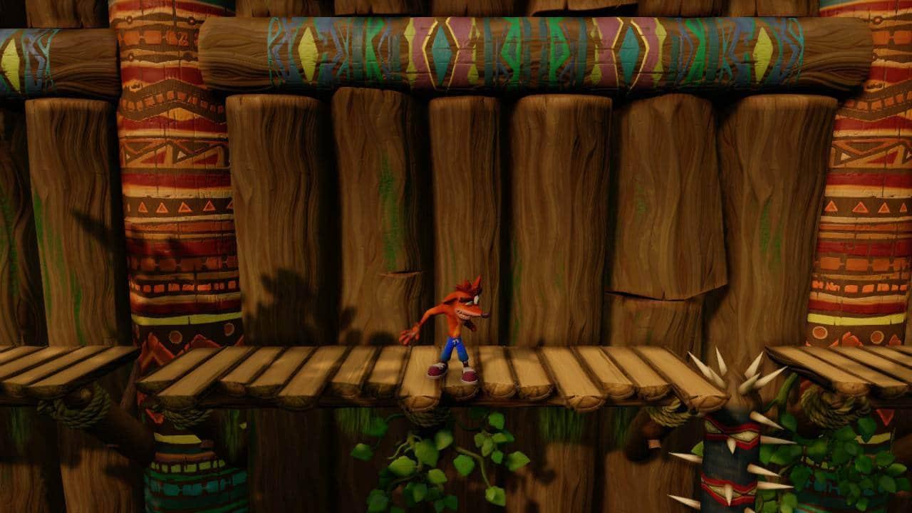 Crash Bandicoot N. Sane Trilogy-Review-Nintendo Switch-GamersRD