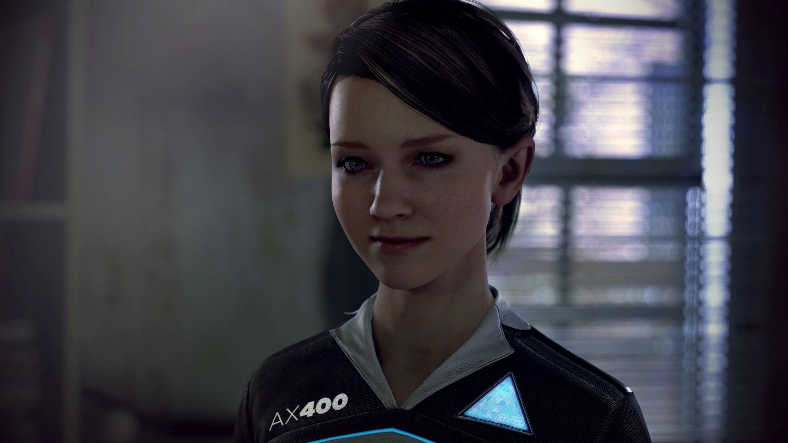 Detroit-Become Human -Kara-Review-GamersRD