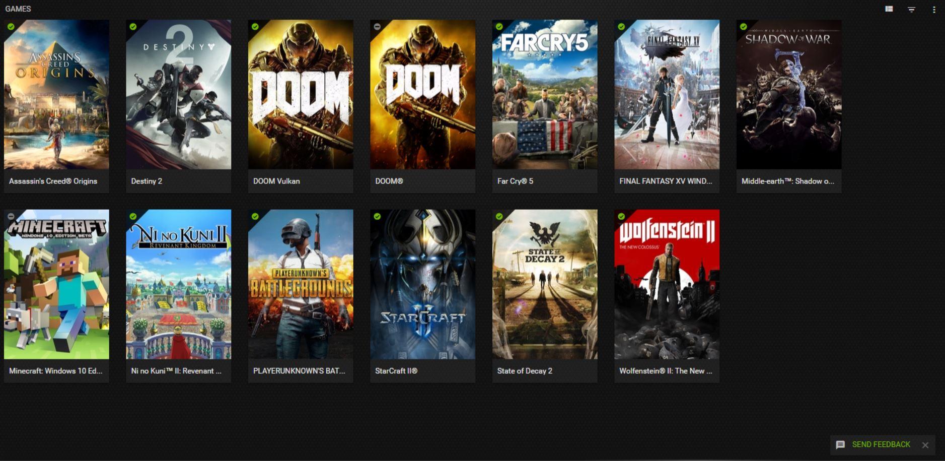 Geforce Experience-juegos-GamersRD
