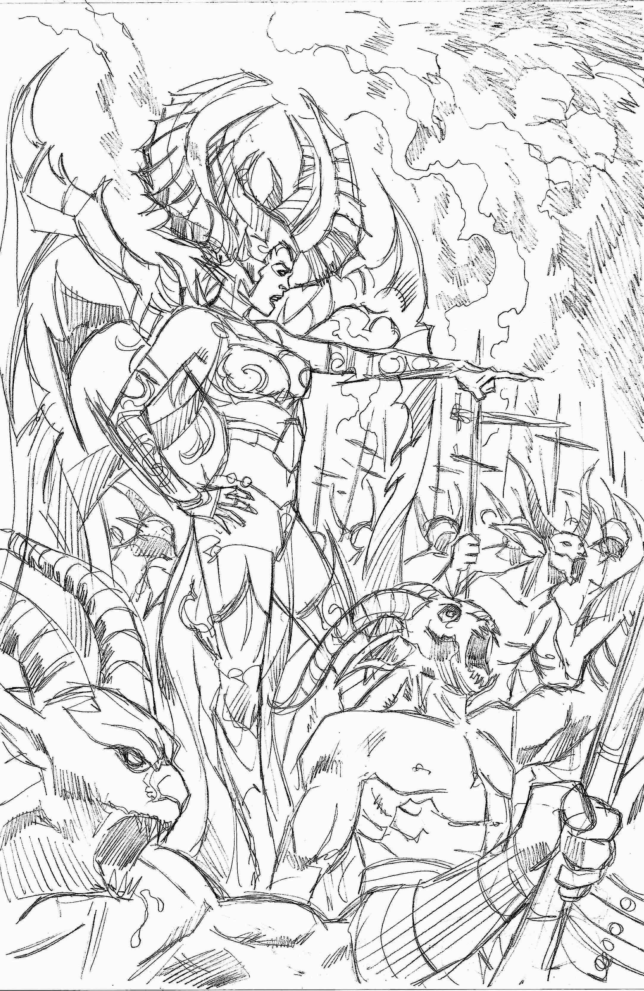 Anuncian nuevo comic de Diablo por Titan Comics y Blizzard