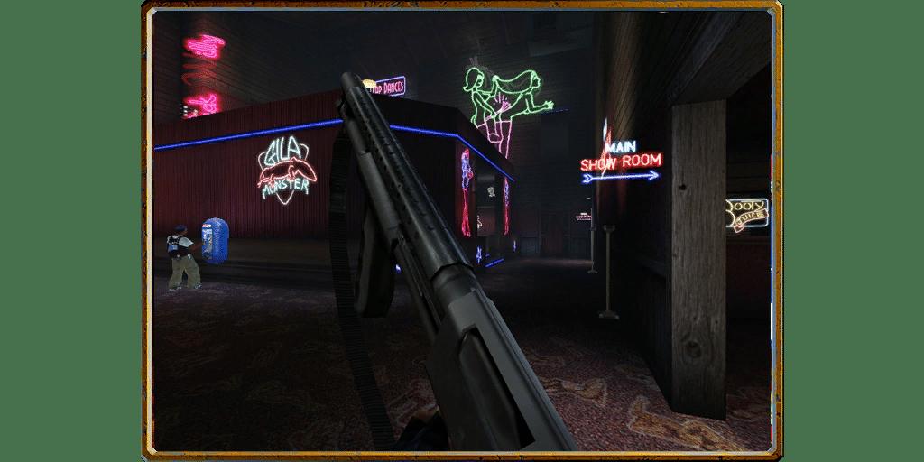 Revelan nuevas imágenes de la versión cancelada de Duke Nukem Forever 2001