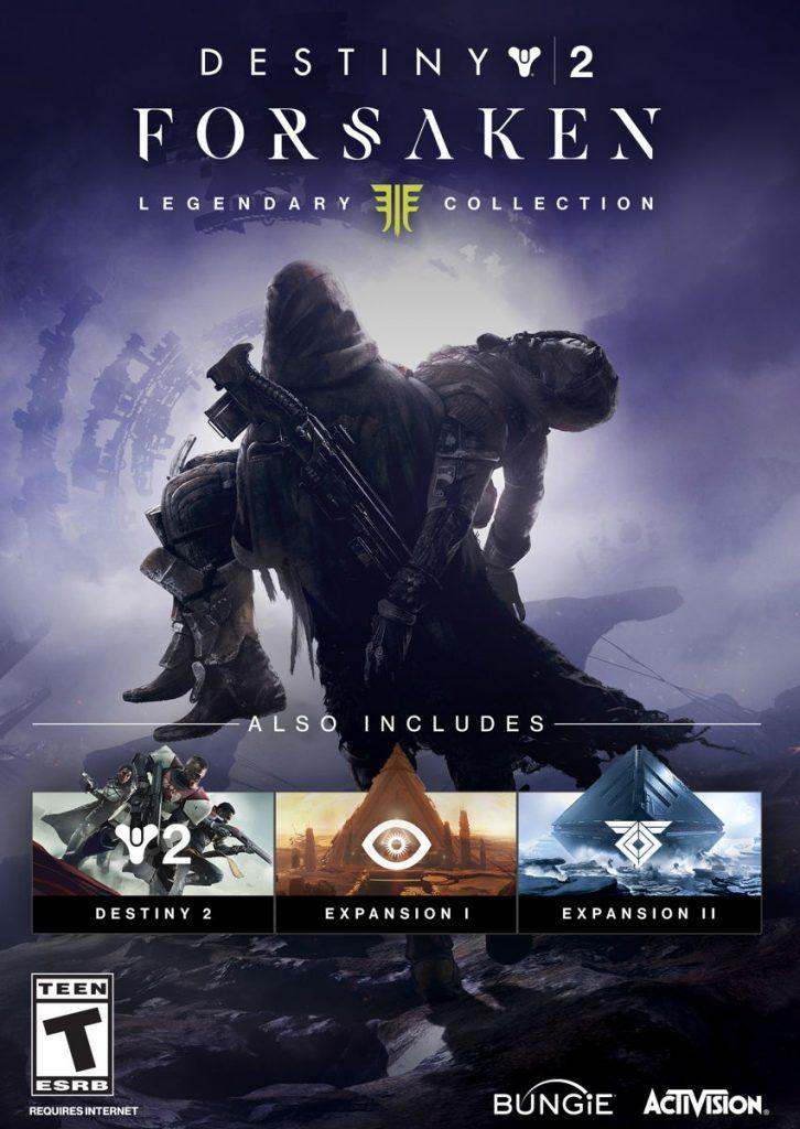 Forsaken-Bungie-activision-GamersRD