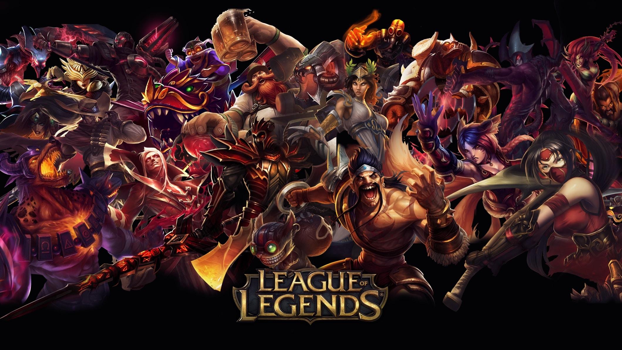 GamersRD, League of Legends