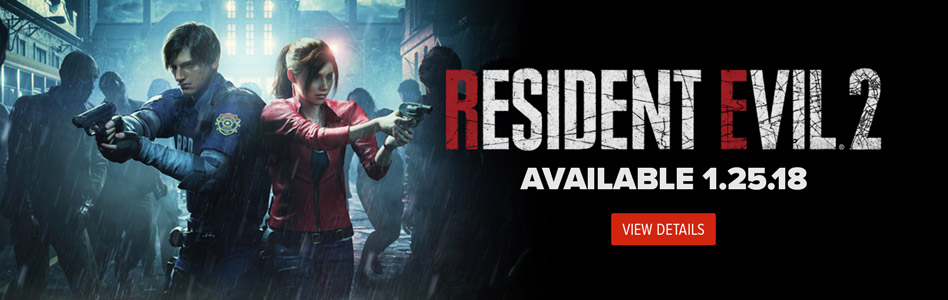 Así es esta genial ilustración de Resident Evil 2 Remake