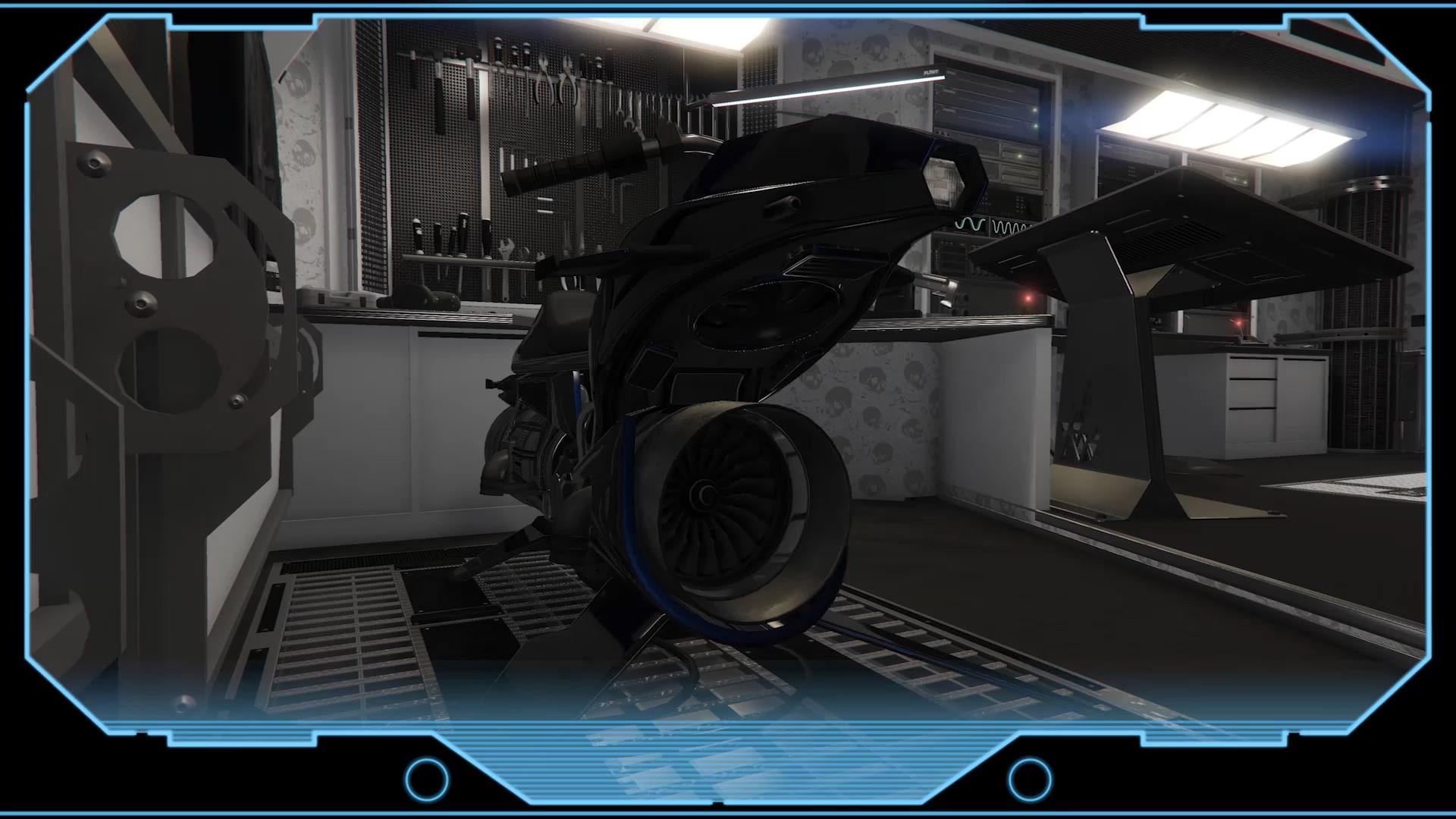 GTA Online - terrorbyte-oppressor-GamersRD
