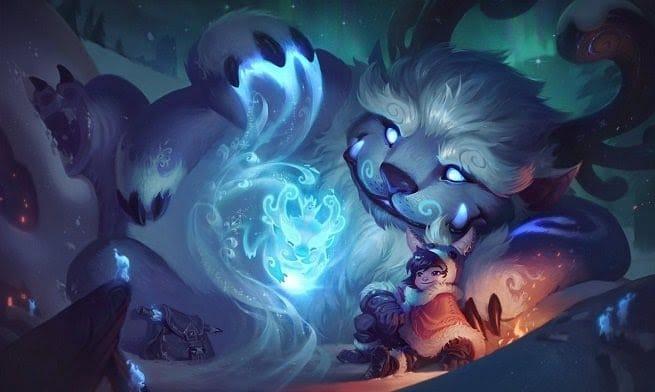 Nunu y Willump -League of Legends-GamersRD